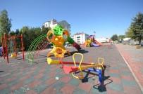 Belediyeden Park Ve Bahçe Düzenlemesi