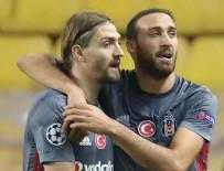 UEFA ŞAMPİYONLAR LİGİ - Beşiktaş'ın grubunda puan durumu