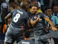 UEFA ŞAMPİYONLAR LİGİ - Beşiktaş, Fransa'dan 3 puanla döndü
