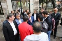 MEYDANCıK - Bursa Valisi Fırında Ekmek Dağıttı