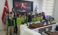 Çamlıca Okulu Öğrencilerinin Muhabirlik Deneyimi