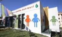 ÇANKAYA BELEDIYESI - Çankaya Belediyesi'nden Çocuk Eğitimine Katkı