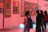 SERGİ AÇILIŞI - 'Çocuk Üniversitesi Sergisi' Ziyaretçilerini Ağırlamaya Devam Ediyor