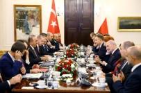 ENERJİ VE TABİİ KAYNAKLAR BAKANI - Cumhurbaşkanı Erdoğan, Polonya'da Heyetlerarası Görüşmeye Katıldı