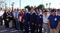 SİVİL TOPLUM - Dünya Astsubaylar Günü Mersin'de Törenle Kutlandı