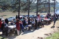 İLÇE MİLLİ EĞİTİM MÜDÜRÜ - Edes Projesi Kapsamında Yenice´Deki Engelliler Piknikte Buluştu
