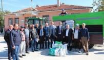 İTALYAN - Edirne'de 22,75 Ton Yem Bitkisi Tohumu Dağıtıldı