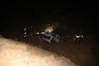 Ehliyetsiz Sürücü Kaza Yaptı Açıklaması 2 Ölü, 2 Yaralı