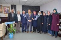 AHMET ÇELIK - Ertuğrulgazi Derneği'nden Başkan Bakıcı'ya Ziyaret