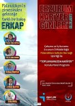 BAKIŞ AÇISI - Erzurum'da 'Toplumumuzda Kariyer' Paneli