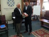 SİVİL TOPLUM - Erzurum İl Milli Eğitim Müdürü Yıldız, TYB Erzurum Şubesini Ziyaret Etti