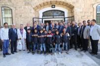 YAŞAM MÜCADELESİ - Gaziantepli İşadamları Cerablus'ta