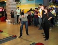 EROL AYDIN - Görme Engelliler Bowling Oynadı