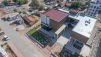 YEŞILDERE - Hacı Bektaş Veli Kültür Merkezi İnşaatı Tamamlandı