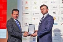 TÜRKİYE ENERJİ ZİRVESİ - IC İÇTAŞ Enerji'ye 'Altın Voltaj' Ödülü