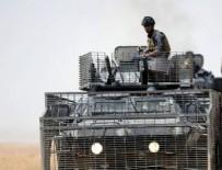 MAHMUR - Irak Ordusu Mahmur'a girdi