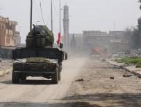 GÜVENLİK GÜÇLERİ - Irak ordusu Sincar'da kontrolü sağladı