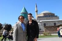 'İslamofobi' Filminin Hollywood Oyuncusu Ve Yapımcısı Konya'da