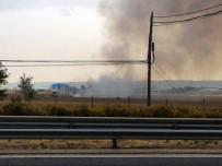 SAVUNMA BAKANLIĞI - İspanya'da Savaş Uçağı Düştü