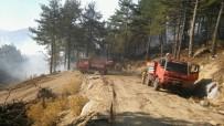 YANGIN HELİKOPTERİ - İzmir'deki Orman Yangını Kontrol Altında