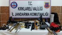 Kaçak Kazıya Suçüstü Açıklaması 5 Gözaltı