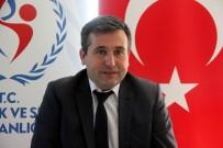 GENÇ NÜFUS - Karayılmaz Açıklaması 'Samsun, Spor Yönüyle Türkiye'nin Gülen Yüzü Olacak'
