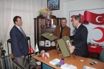 VURAL KAVUNCU - Kurtuluş Savaşı'nda Kullanılan Kızılay İlk Yardım Çantası Görenleri Duygulandırıyor