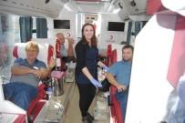 KAN BAĞıŞı - Malkara'da Kan Bağışı Kampanyası