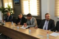 REFERANS - Melikgazi Belediyesinde TSE Gözetim Tetkiki Toplantısı