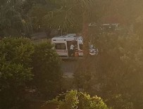 BOMBALI SALDIRI - Mersin'de bombalı saldırı