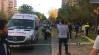 Mersin'de Polis Servis Aracına Hain Saldırı