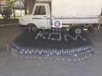 Mersin'de Sahte İçki İmalathanesi Ortaya Çıkarıldı
