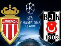 CANLI YAYIN - Monaco Beşiktaş maçı saat kaçta, hangi kanalda?
