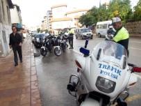 NARLıCA - Motosikletlere Sıkı Denetim