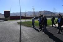 AZİZ YILDIRIM - Muş'ta Katı Atık Aktarma İstasyonunun Yapımı Tamamlandı