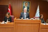ODUNPAZARI - Odunpazarı Belediyesi'nin Bütçesi Oy Çokluğu İle Kabul Edildi