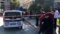 OKMEYDANI EĞİTİM VE ARAŞTIRMA HASTANESİ - Okmeydanı'nda Hastanede Şüpheli Paket Paniği