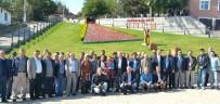 ZAFER ENGIN - Pınarhisarlı Üreticiler Altınova'yı Gezdi