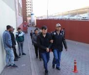 ERCIYES ÜNIVERSITESI - PKK Sempatizanı Bylock'çu Adliyeye Sevk Edildi