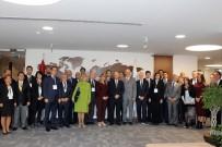 ÖZEL SEKTÖR - Portekiz'deki Türk Yatırımcılar Dışişleri Bakanı Silva İle İstanbul'da Buluştu