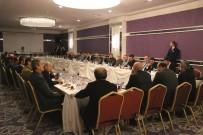 POLİS AKADEMİSİ - Sakarya Düşünce Ve Dayanışma Platformu'nun Konuğu Prof. Dr. Mehmet Şahin Oldu