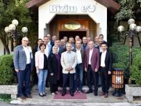 TOPLU TAŞIMA - Salihli Ulaşımında Birlik Ve Beraberlik Toplantısı