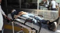 KARAKÖPRÜ - Şanlıurfa Trafik Kazası Açıklaması 1 Yaralı