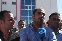 TOPLU TAŞIMA - Siirt'te Servis Şoförleri 2 Gündür Kontak Kapattı
