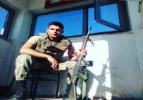 KALP KRİZİ - Sınır Karakolunda Görev Yapan Asker Kalp Krizi Kurbanı