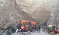 Şırnak'ta Kömür Ocağında Göçük Açıklaması 6 Ölü
