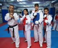 MUSTAFA KEMAL ATATÜRK - Taekwondo'da Bayraklı'nın Gururu Oldular