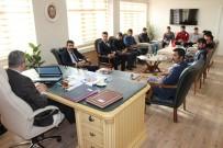 ENVER ÖZDERİN - Taşlıçayspor Kaymakam Özderin'den Destek İstedi