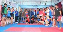 CENGIZ ŞAHIN - TATSO'dan Genç Sporculara Ziyaret