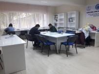 KİTAP OKUMA - Tatvan'da Kütüphane Açılışı